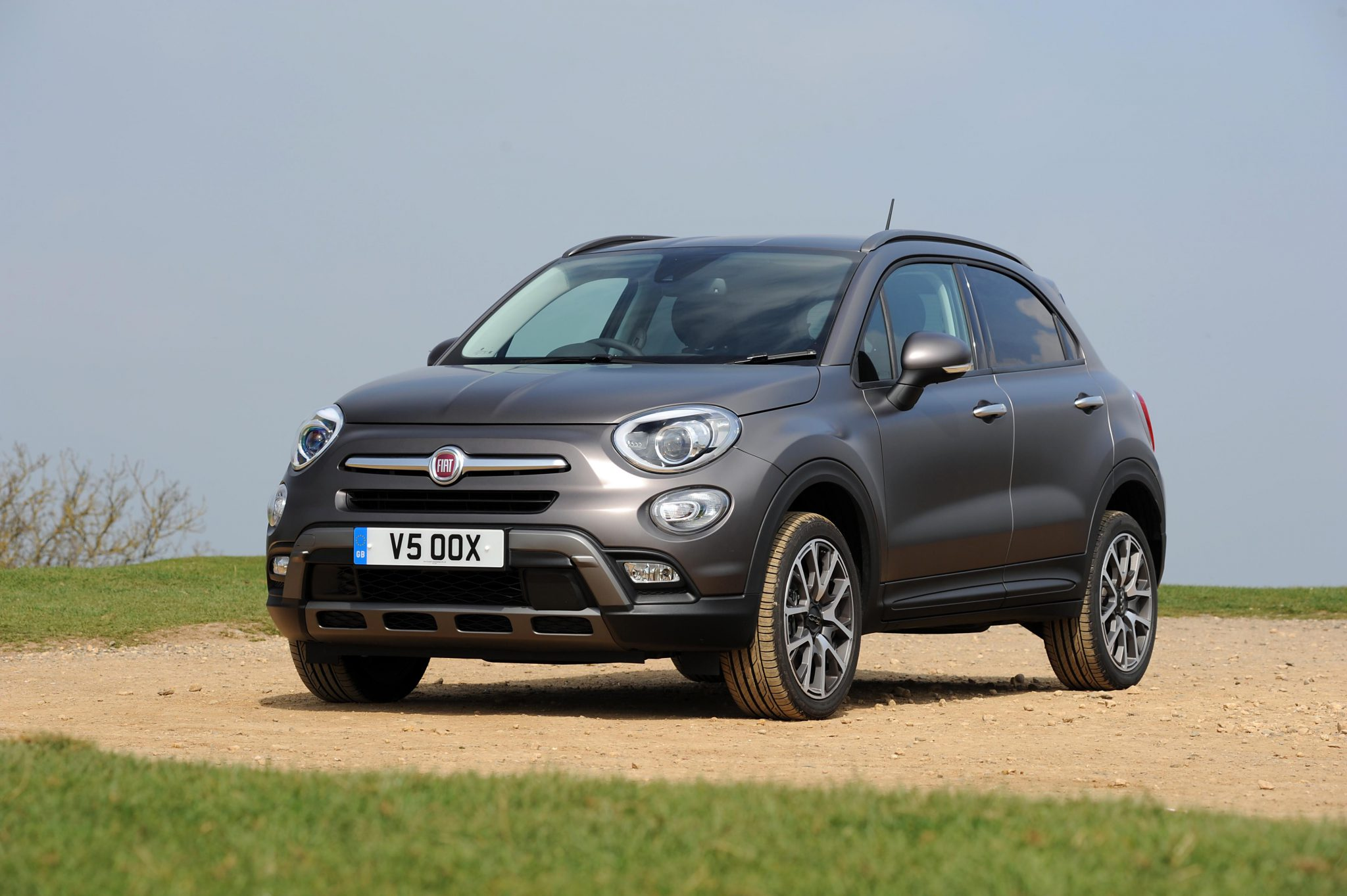 Fiat 500X : Company Car and Van
