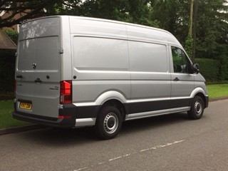 Volkswagen Crafter Company Car And Van