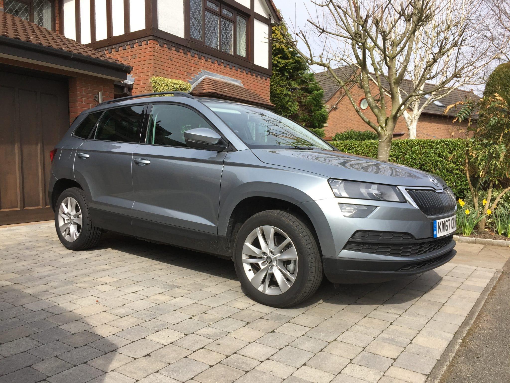 SKODA Karoq : Company Car and Van